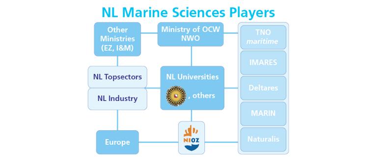 NL Marine Sciences Players
