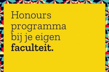 honours faculteit website