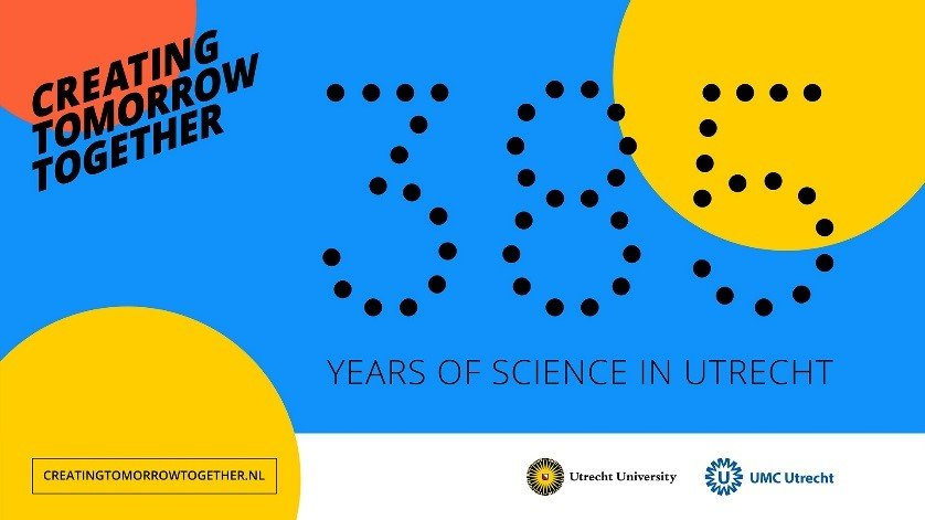 385 years of science in Utrecht