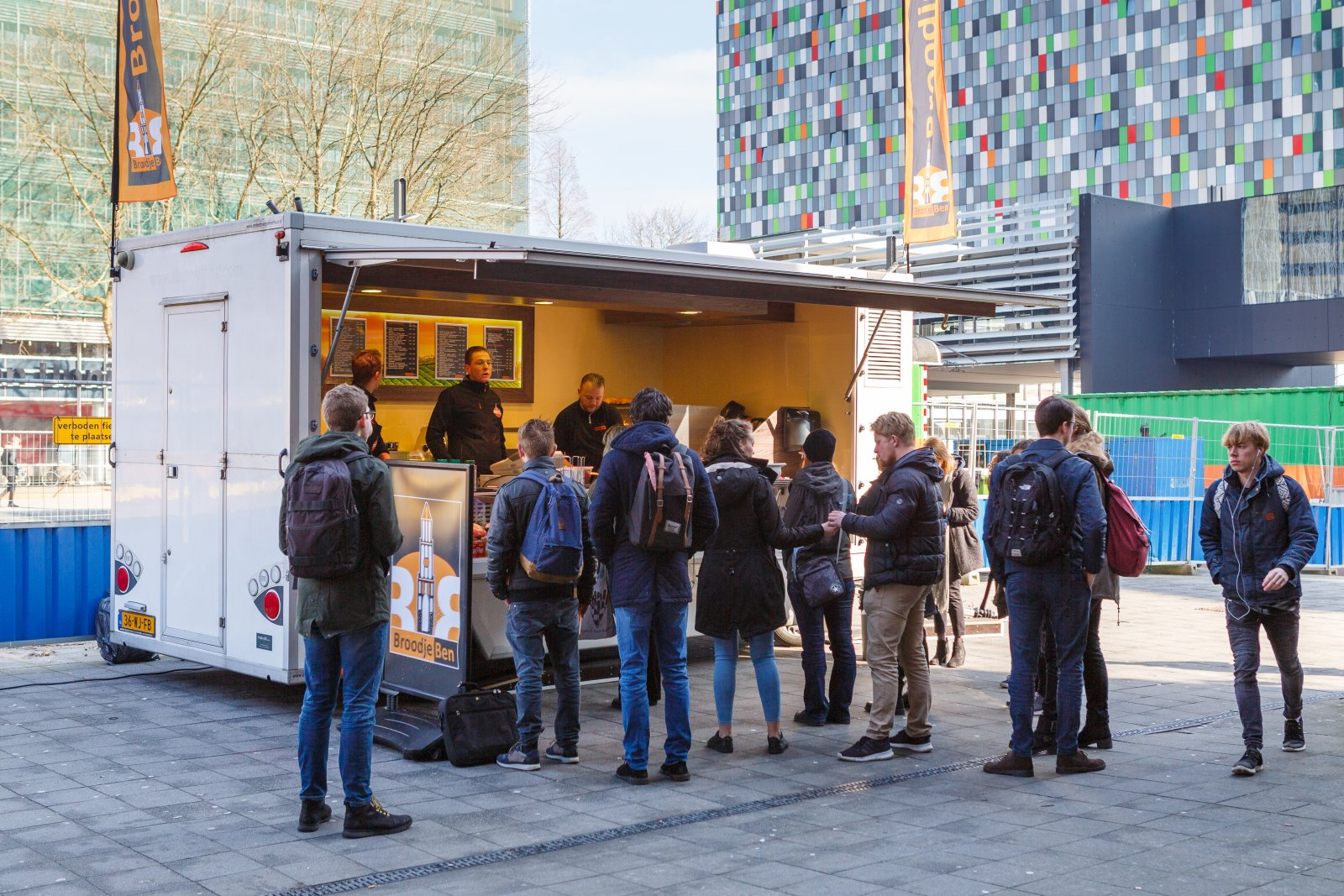 Foodtruck Broodje Ben