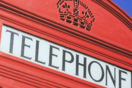 Big Ben and Telephone booth © iStockphoto.com/Veni