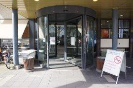 Main entrance of Bolognalaan 101