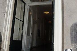 Main entrance at Drift 25