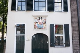 Front view of Janskerkhof 30