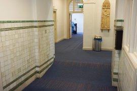 Hallway at Trans 10