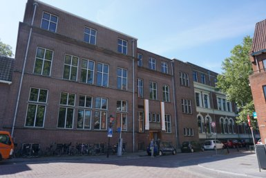 View of the front of Bijlhouwerstraat 6
