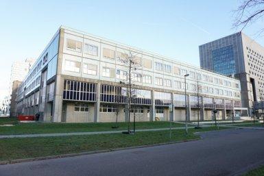 Front view of Nieuw Gildestein.