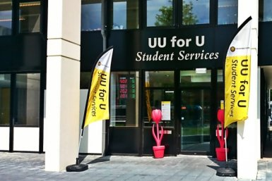 UU for U Student Services, entree