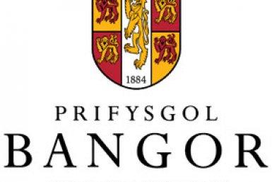 University of Bangor Logo.