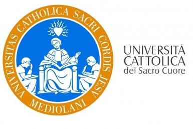 Logo of the Università Cattolica del Sacro Cuore, Milan, Italy