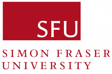 Logo of Simon Fraser University, Vancouver, Canada