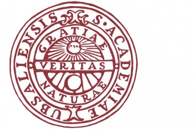 Logo of Uppsala University, Sweden