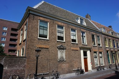 Front view of Boothstraat 6