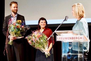 Winnaars scriptieprijzen GW