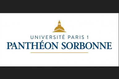 Université Paris I Sorbonne Logo.