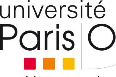 Université Paris Ouest Nanterre La Défense Logo.