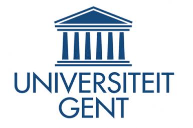 University of Gent Logo.