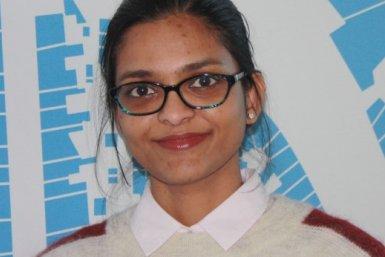 Photo of dr. Tina Dulam