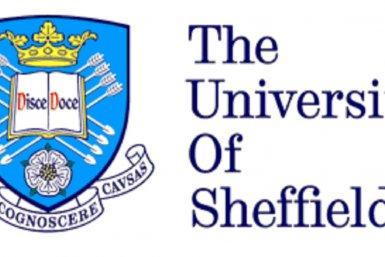 University of Sheffield Logo.