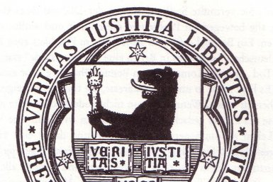 Freie Universität Berlin Logo.