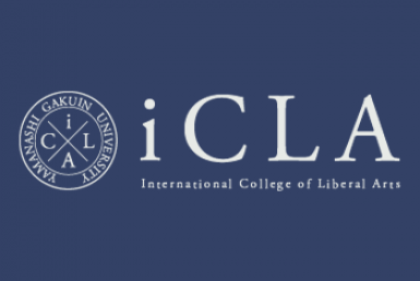International College of Liberal Arts (iCLA) Logo