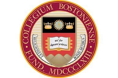 Boston College Logo.