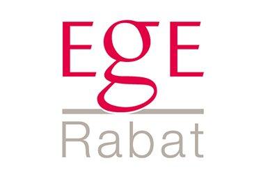 École de Gouvernance et d'Économie de Rabat Logo