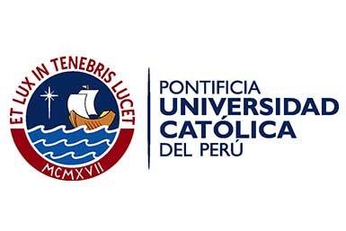 Pontificia Universidad Católica del Perú Logo.