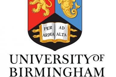 University of Birmingham Logo.