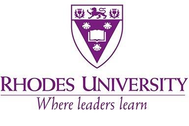 Rhodes University Logo.