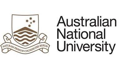 Australian National University Logo.