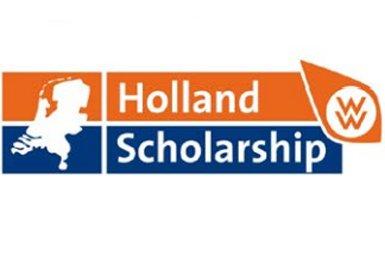 Het Holland Scholarship Logo.