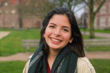 UCU Diversity Committee Student Member Vicky Pinheiro-Keulers