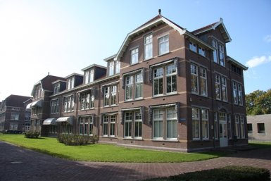 Informatie over de Locke Hall van de International Campus Utrecht