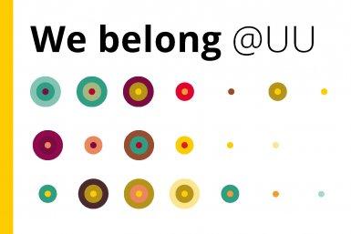 We Belong @UU logo